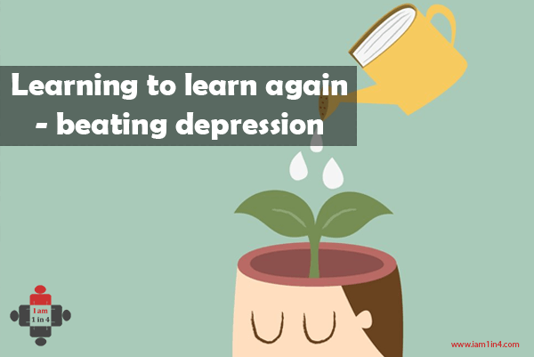 Learning to learn again – beating depression