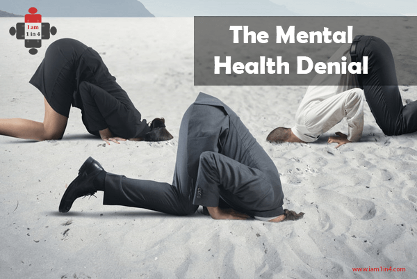 The Mental Health Denial
