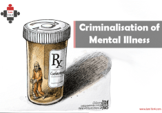 Criminalisation of Mental Illness