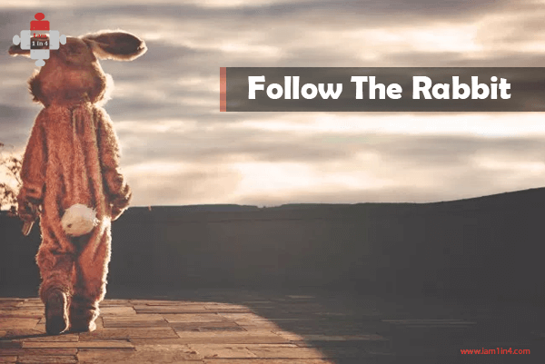 Follow the Giant Rabbit (Short Story)