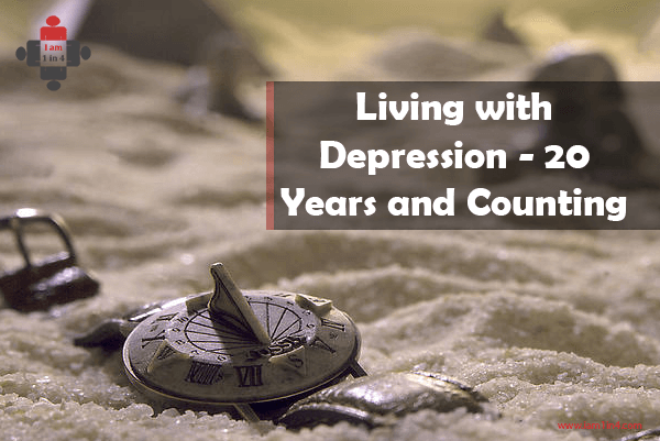 Living with Depression – 20 Years and Counting