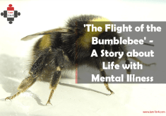 'The Flight of the Bumblebee' – A Story about Life with Mental Illness