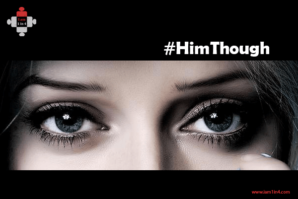 #HimThough