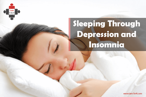 Sleeping Through Depression and Insomnia