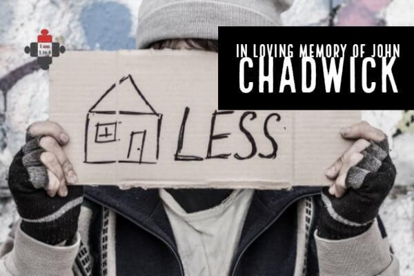 In Loving Memory of John Chadwick