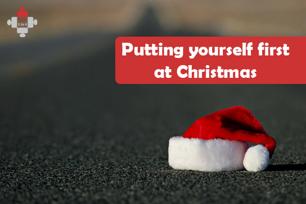 Putting yourself first at Christmas