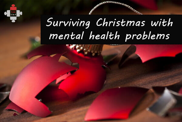 Surviving Christmas with mental health problems