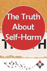 The Truth about Self-Harm — Banish the Stigma. Up to 4% of people in the UK self harm. It's still a taboo subject but talking is key to recovery. We need to banish the stigma, so people can speak up.
