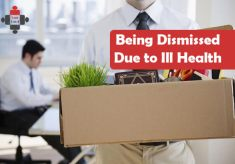 Being Dismissed Due to Ill-Health