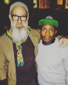 REM-Michael Stipe - I was honored!