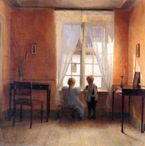 Ved Vinduet (At The Window)