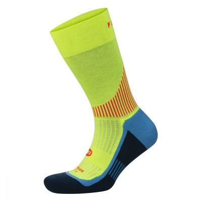 STRIDE CREW – Lime & Ink – Limited Edition Falke Socks