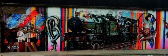Circus Graffiti