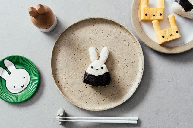 How to Make a Miffy Onigiri