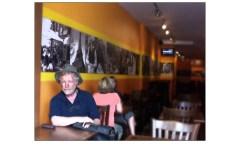 smallDavid at a cafe