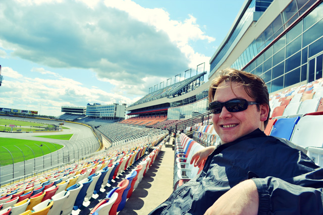 Charlotte motor speedway charlotte vacation 3 i am a for Charlotte motor speedway driving school