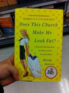 does this church make me look fat book