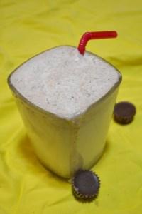 peanut butter cup milkshake