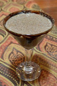 chocolate margarita