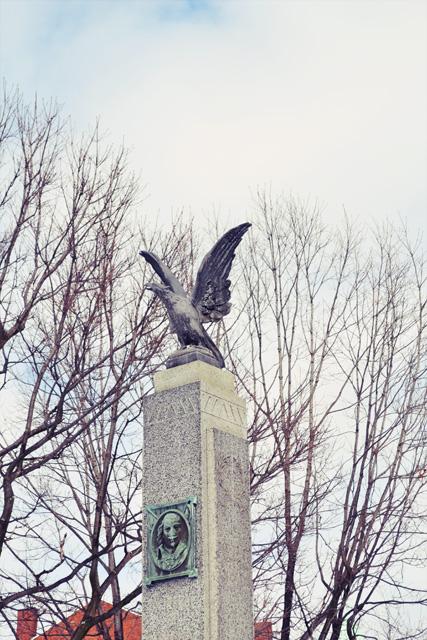 Chelsea MA_JJ Mahoney Rest Area_Monument