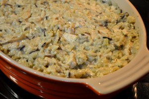 Chicken and Wild Rice Casserole_07