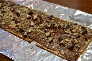 Peanut Butter Lover's Chocolate Matzo Bark_02