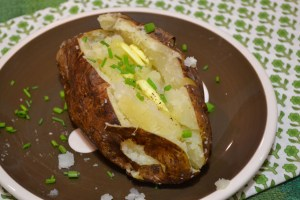 The Best Baked Potatoes