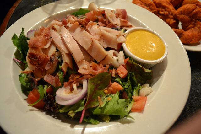 The Red Hat_Turkey Club Salad