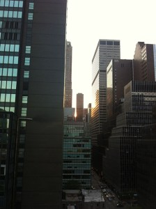 view from pod 51 nyc