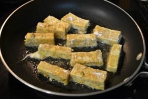 Crispy Tofu Tacos with a Mango Salsa-10