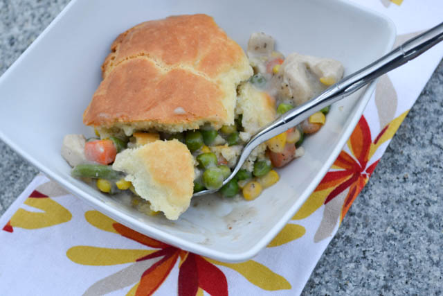 Impossibly Easy Chicken Pot Pie-3