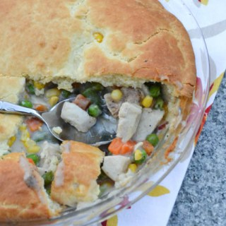 Incredibly Easy Chicken Pot Pie