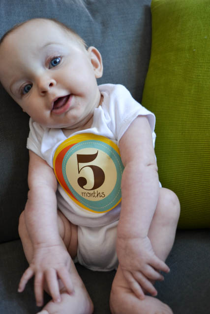 Autumn at 5 months-7