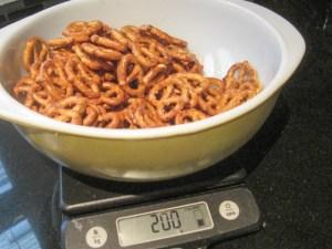 Ganache Topped Peanut Butter Pretzel Pie-4