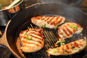 Grilled Chicken Vermicelli Bowl-13