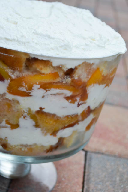 Peach Pie Trifle-3