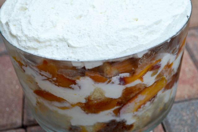 Peach Pie Trifle-4