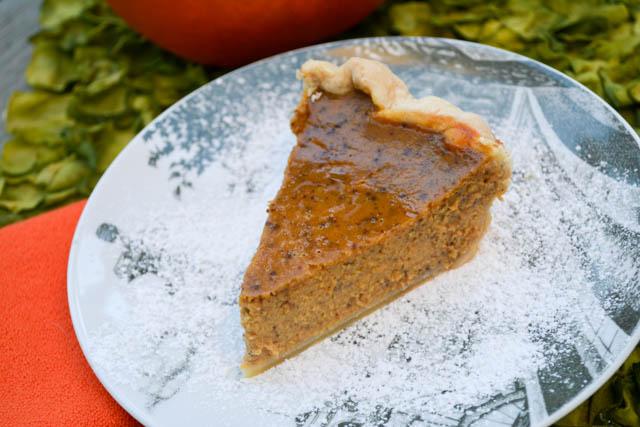 Classic Pumpkin Pie-1