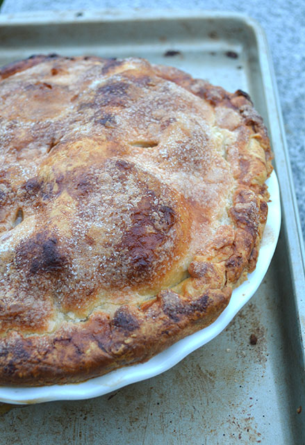 Pear and Apple Pie_02