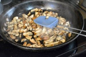 Apple and Mushroom Wild Rice Stuffing-7
