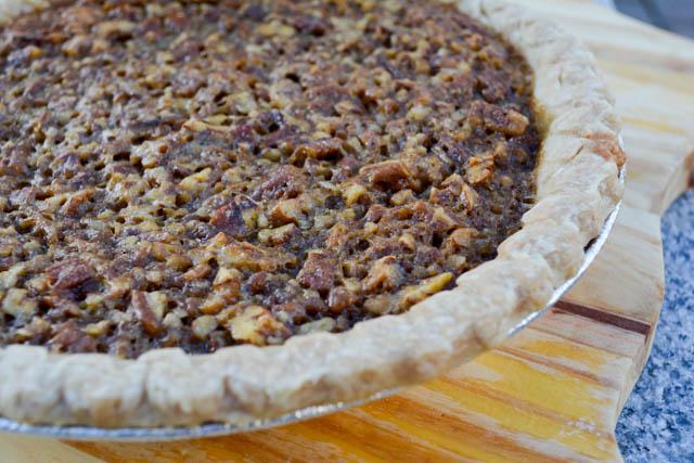 Bourbon Pecan Pie-01