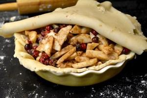 Cranberry Apple Pie_11