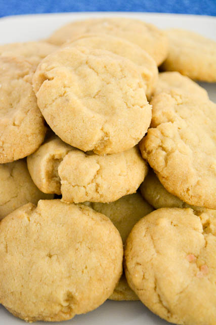 Brown Butter Sea Salt Cookies-3