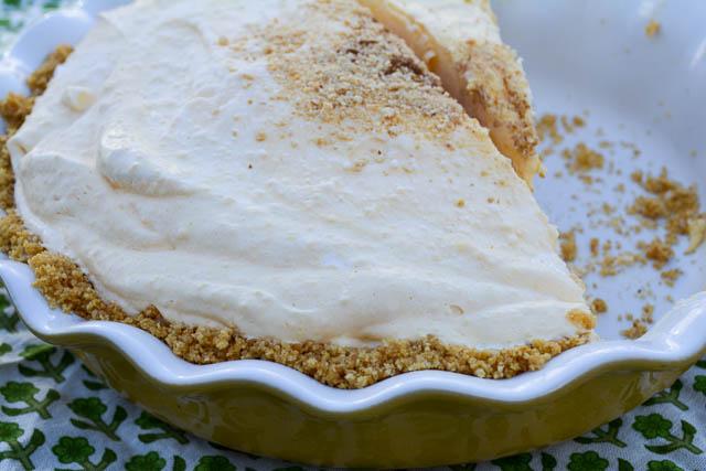 Eggnog Pie-4