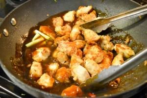 Homemade General Tso's Chicken-16