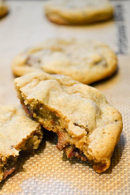 Orange Chocolate Chip Cookies-2