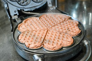 Brownie Waffle Sundae-9