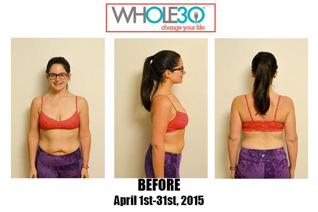 Nicole Whole30 April 2015 Before