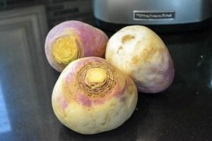 Spiralized Turnip, Mushroom, and Tomato Risotto-6