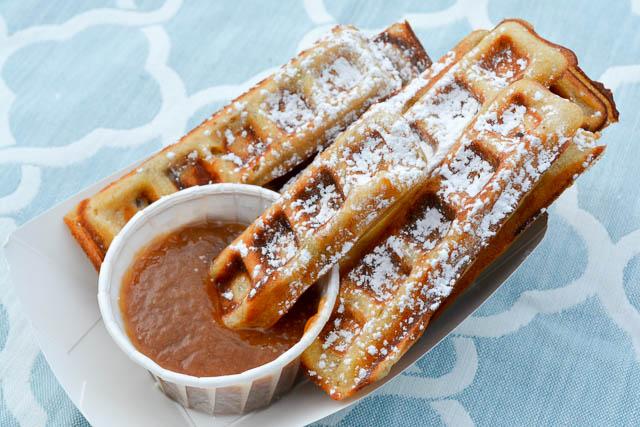 Elvis' Favorite Waffle Dunkers-1